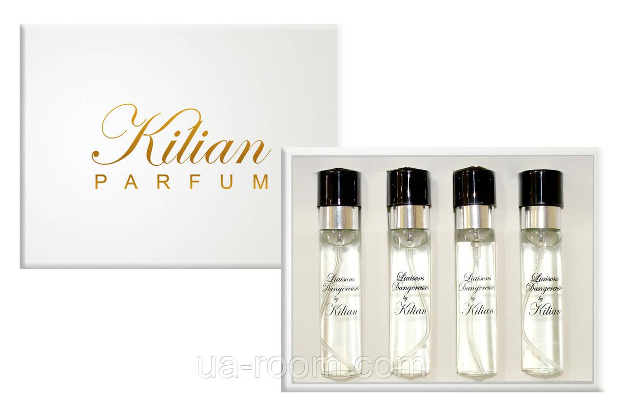 Набор мини-парфюмов Kilian Liaisons Dangereuses, 4х20 мл