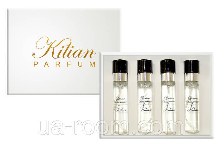 Набор мини-парфюмов Kilian Liaisons Dangereuses, 4х20 мл, фото 2