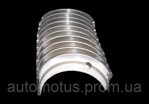 Вкладыш коленвала комплект (ремонт 0.50мм) 1.6L