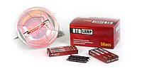 Инфракрасные лампы HL 175W, 118 мм  для брудера и адаптера - плафона