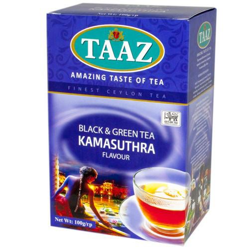крепче зеленый черный чай