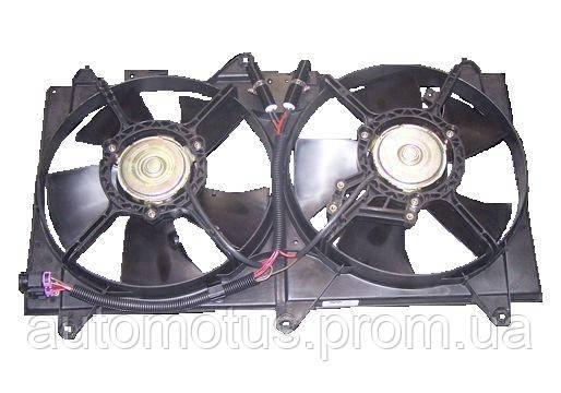 Вентилятор охлаждения 2.0L оригинал