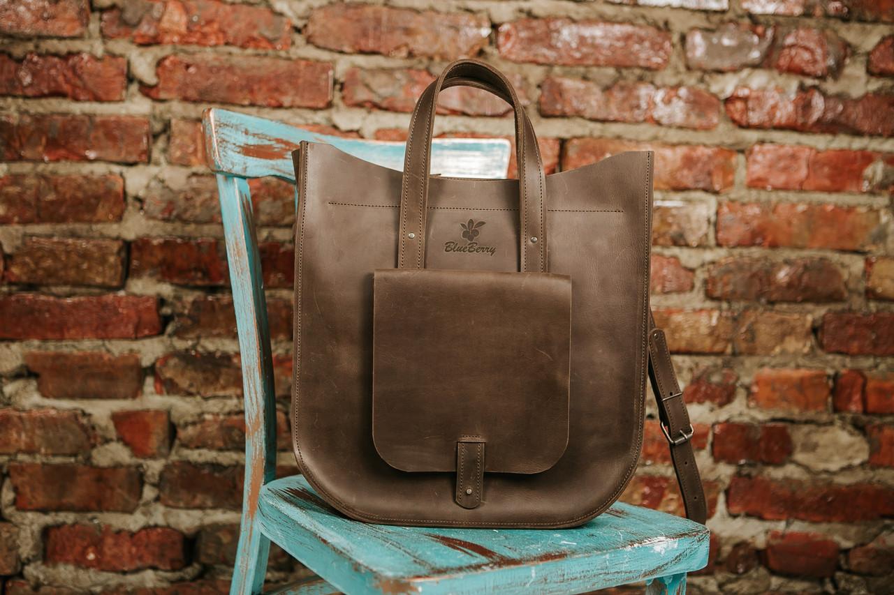 459ebbc276bb Сумка женская, большая сумка через плечо, шкіряна сумка, Violo, сумка из  кожи