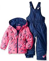 Зимовий роздільний комбінезон Pink Platinum(США) для дівчинки 12мес