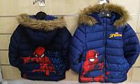 Куртка утепленная для мальчиков оптом, Disney, 98-134 см,  № 85664