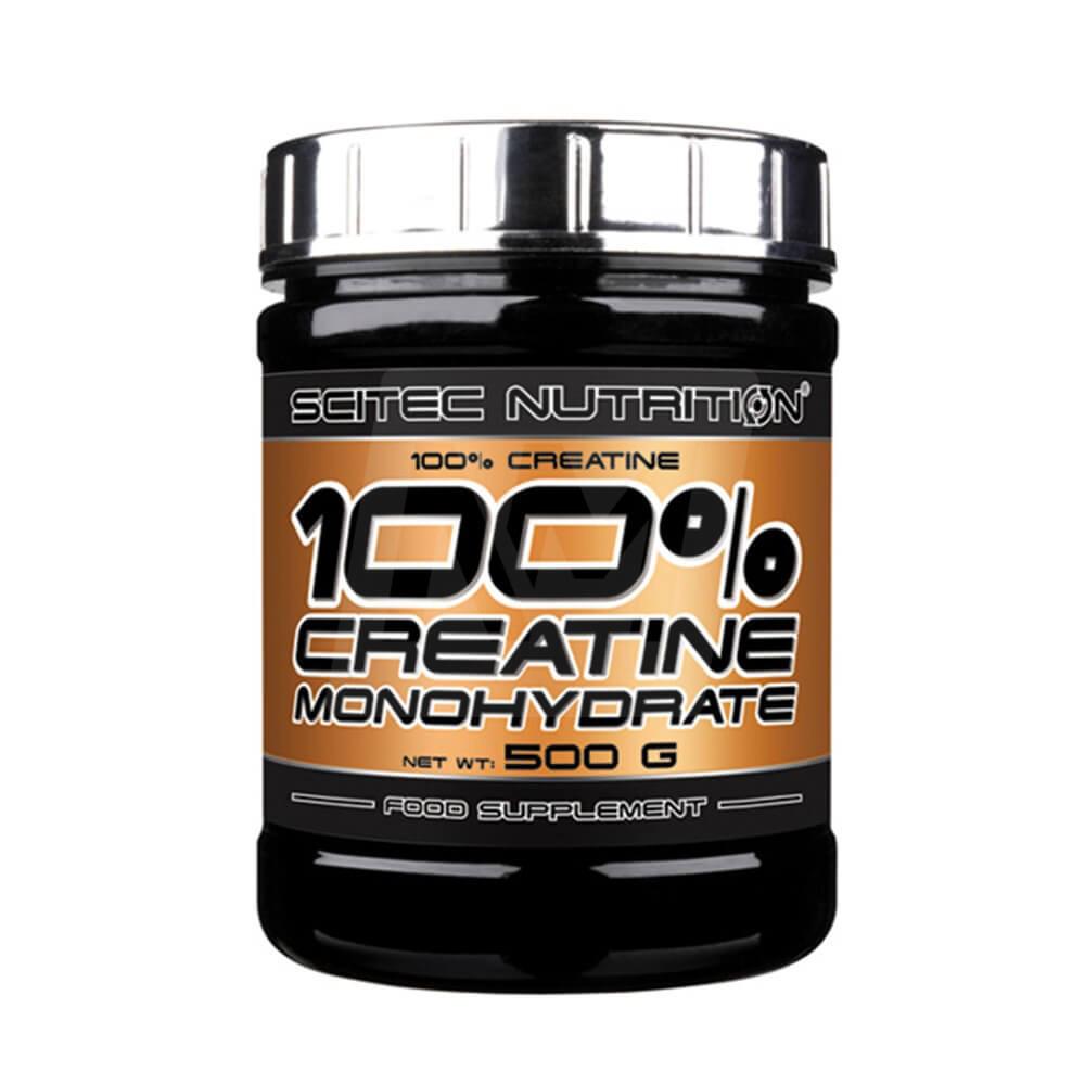 Креатин Scitec Nutrition 100% Creatine Monohydrate 500 g