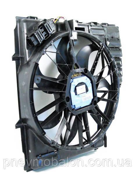 Вентилятор охолодження двигуна BMW 3/5/7/X1/X3/X5/X6 в наявності