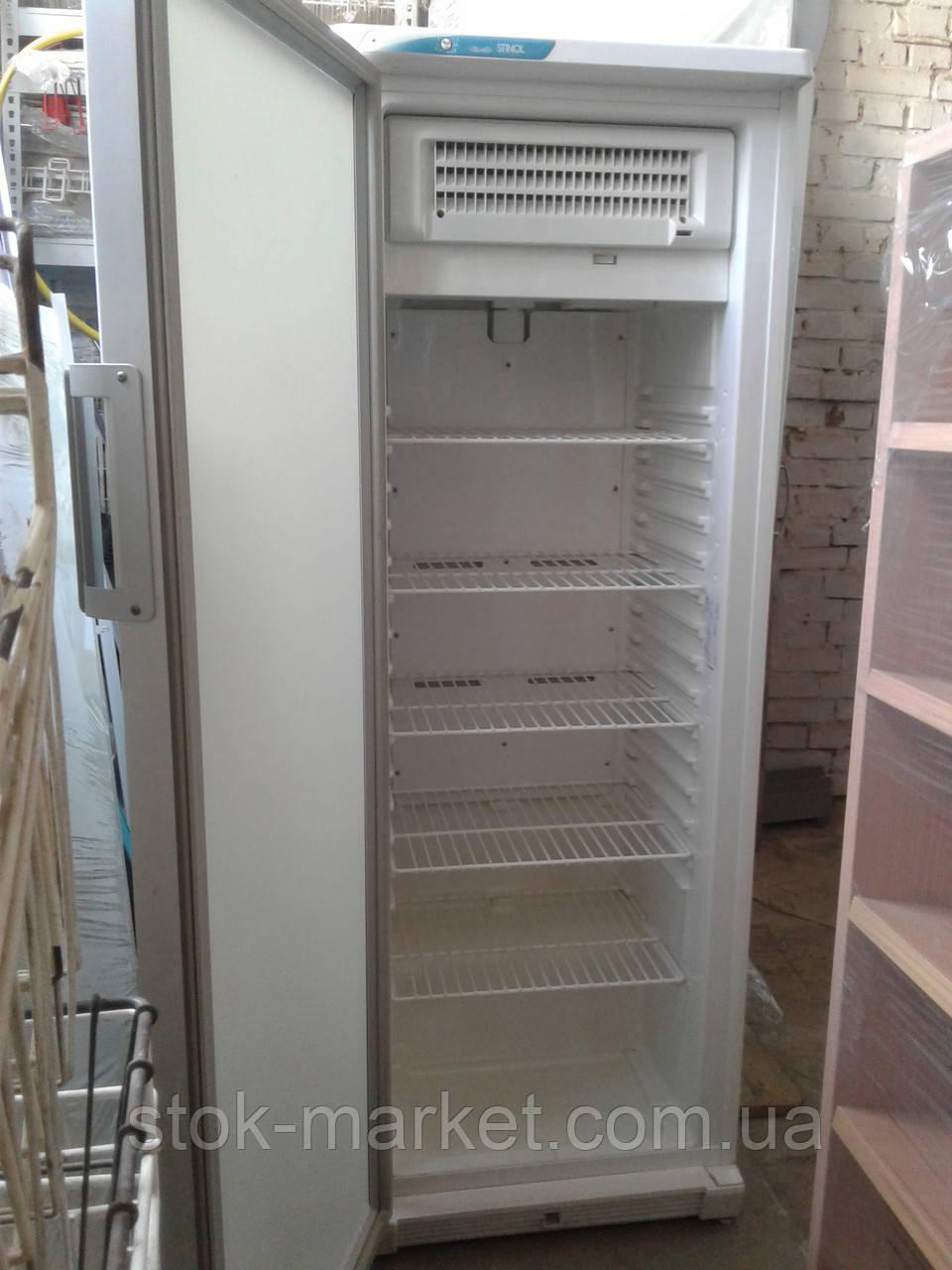Холодильный средне температурный шкафчик Stinol б/у, холодильный шкаф б у, шкаф витрина б у