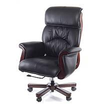 Кресло АКЛАС Максимус EX D-Tilt Черное