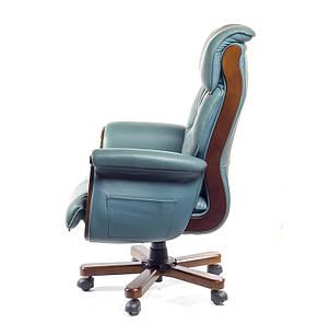 Кресло АКЛАС Максимус EX D-Tilt Бирюзовое, фото 2