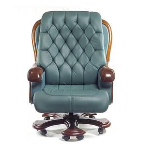 Кресло АКЛАС Цезарь CH RL Бирюзовое, фото 2