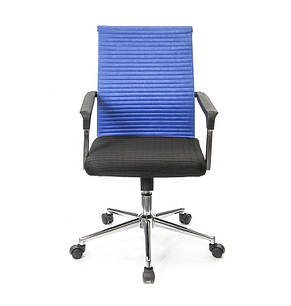Кресло АКЛАС Бруно СН TILT Синее, фото 2