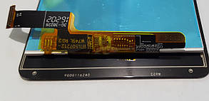 Модуль (сенсор + дисплей LCD) для Huawei Honor 4C чорний, фото 3