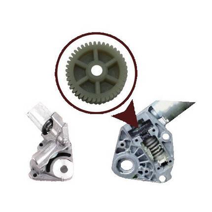 Шестерня в мотор привода регулировки сиденья VW Touareg , фото 2