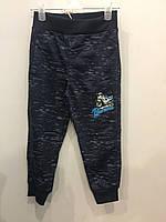 Детские спортивные брюки на манжете для мальчика, фото 1
