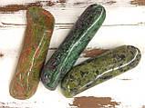 Камни для массажа, Массажная палочка из змеевика, фото 3