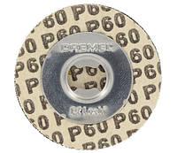 Круги шлифовальные абразивные Dremel (SC411) 30 мм / K60
