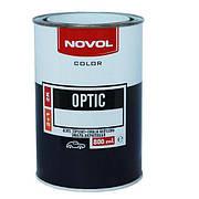10L Daewoo NOVOL Optic Автоэмаль акриловая 2K 0.8л.