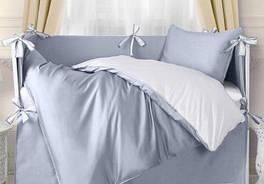 Элитное постельное белье для новорожденных высокого качества ПОД ЗАКАЗ