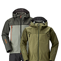 Куртка Shimano GORE-TEX®Basic Jacket, l, оливковый
