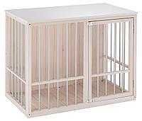 Клетка комнатная для собак Ferplast DOG FORT, фото 1