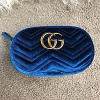 Сумка Gucci Belt Bag GG Marmont Red Реплика — в Категории