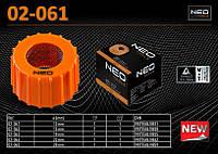 Фитинговая щетка 12мм для наружной очистки труб NEO 02-061