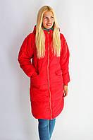 Куртка женская сплошная 8603