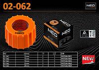 Фитинговая щетка 15мм для наружной очистки труб NEO 02-062