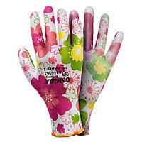 Перчатки с частичным полиуретановым покрытием 9446361