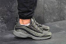 Мужские кроссовки Reebok,замшевые,темно зеленые 44р, фото 2