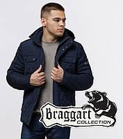 Braggart Dress Code 1698 | Куртка зимняя на меху синяя