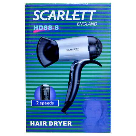 Дорожный фен Scarlett  HD 68-6, фото 2