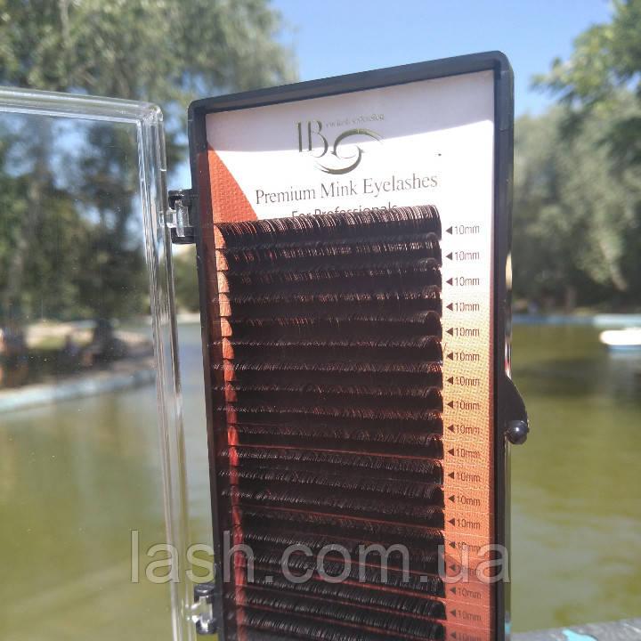 Ресницы на ленте I-Beauty C-0.07 12 мм, фото 1