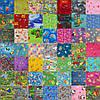 Детский коврик для игры на полу Фани Бир 72, фото 5