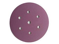 Круг шлифовальный ∅150 мм, 6+1отв. P150