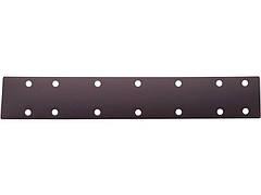 Полоса шлифовальная 70мм х 420мм 14 отверстий Р80