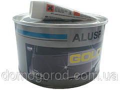 Шпатлевка ALU с частицами алюминия 1,0кг