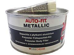 Шпатлевка ALU с частицами алюминия 1,8кг