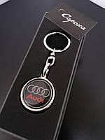 Брелок марки машин Audi