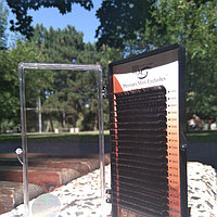 Ресницы на ленте I-Beauty CС-0.07 14 мм, фото 1