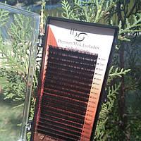 Ресницы на ленте I-Beauty D-0.07 8 мм, фото 1