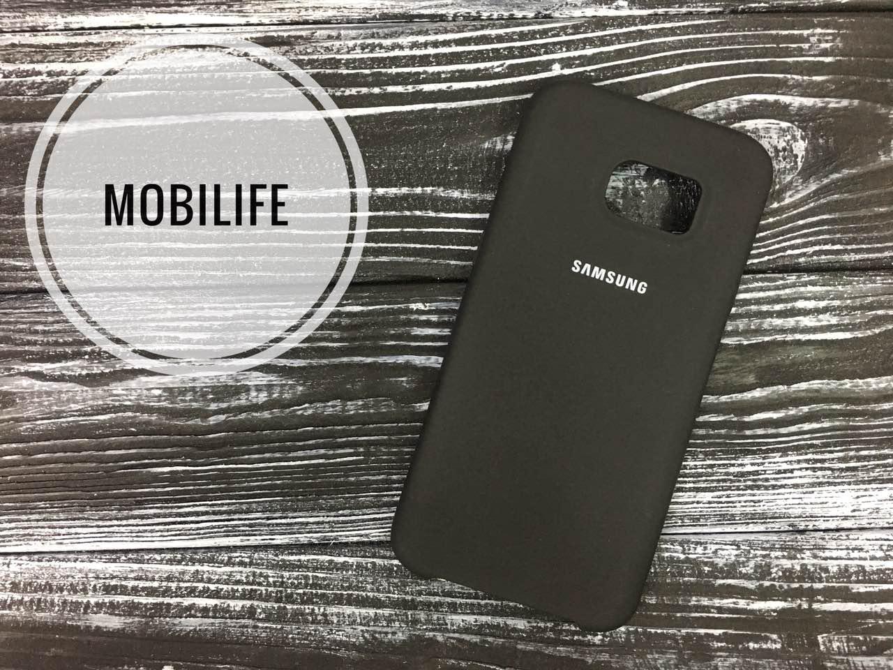 Original Case Samsung S7 Edge black