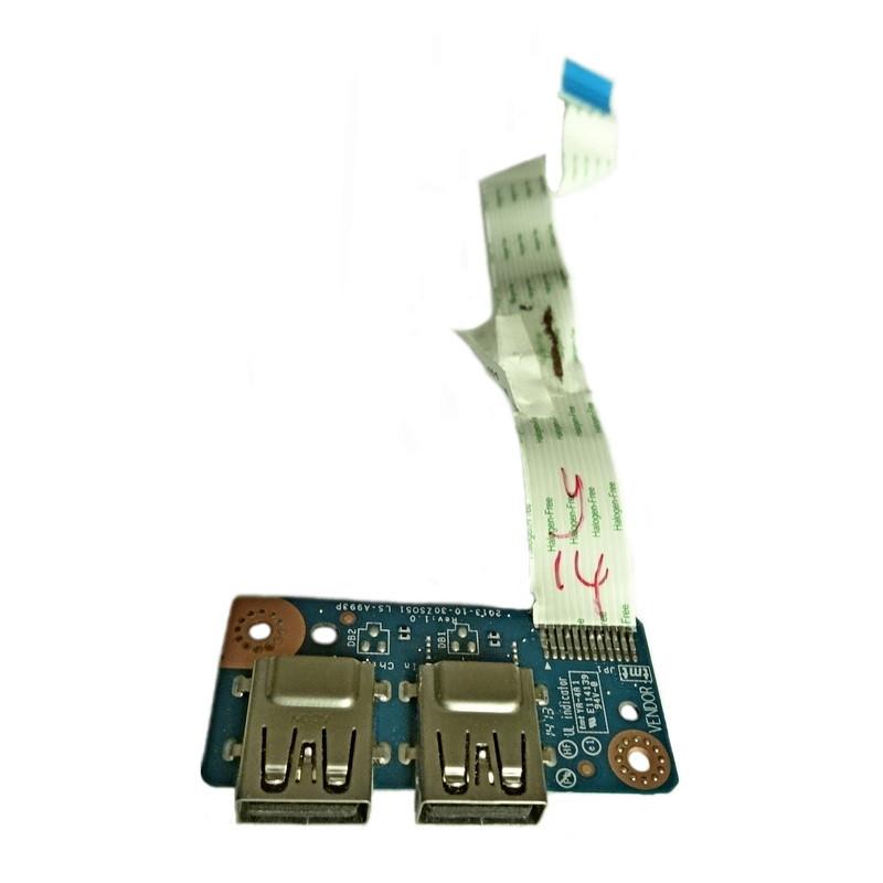 Кабель USB для портов HP Pavilion Ls-a993p R018dx