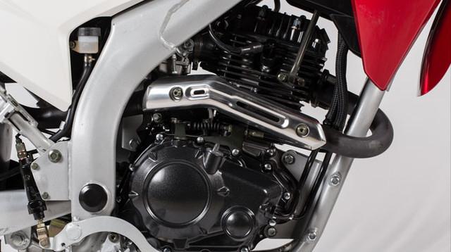 Loncin LX2 Мотор