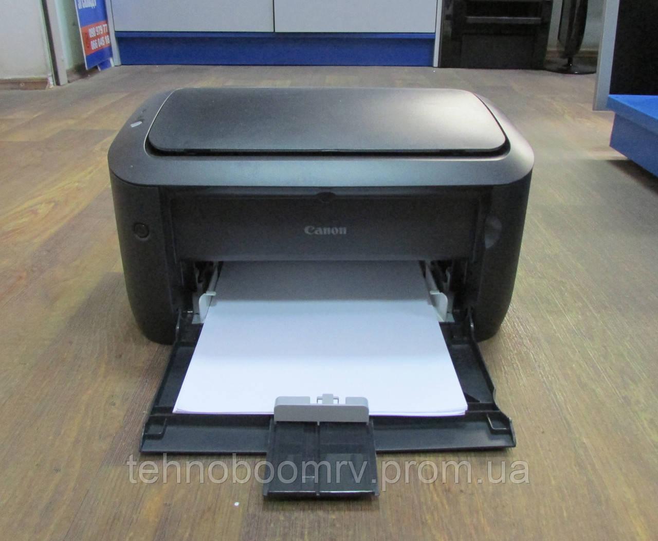 Лазерный принтер Canon i-SENSYS LBP6000B - ч/б 18стр/мин