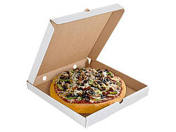 Упаковка для піци та картонні тарілки