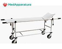 Тележка для перевозки больных со съемными носилками ТБС-200