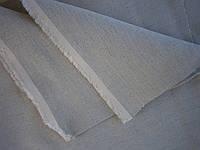 Ткань лен средней плотности натуральный и гладкокрашенный остатки