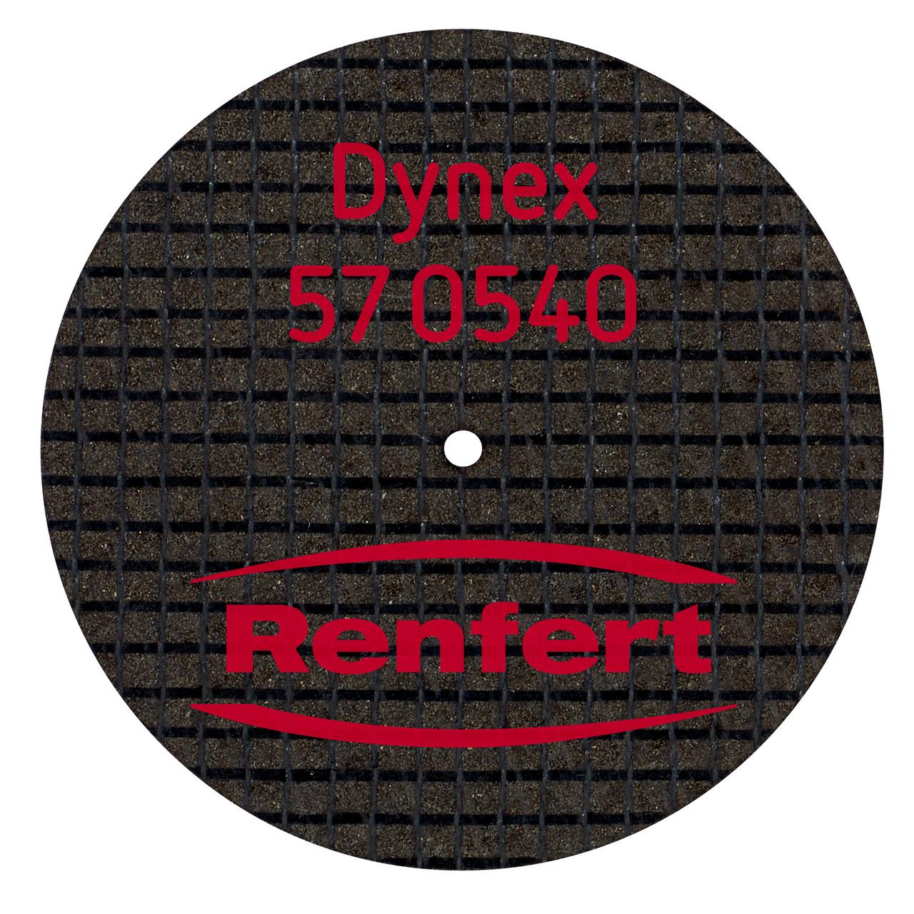 Отрезной диск Dynex, 40 x 0,5 мм Renfert (Ренферт)